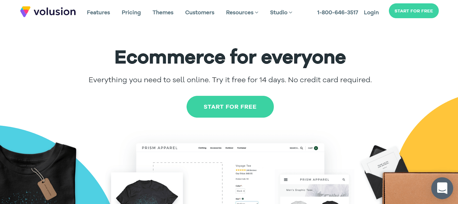 Volusion Best eCommerce tools