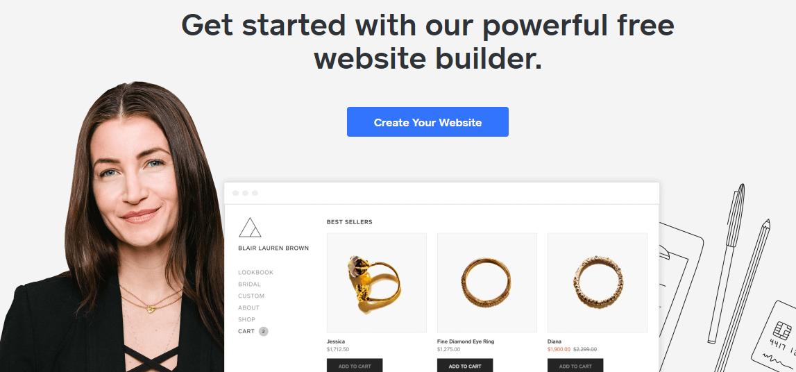 Weebly BigCommerce Alternatives