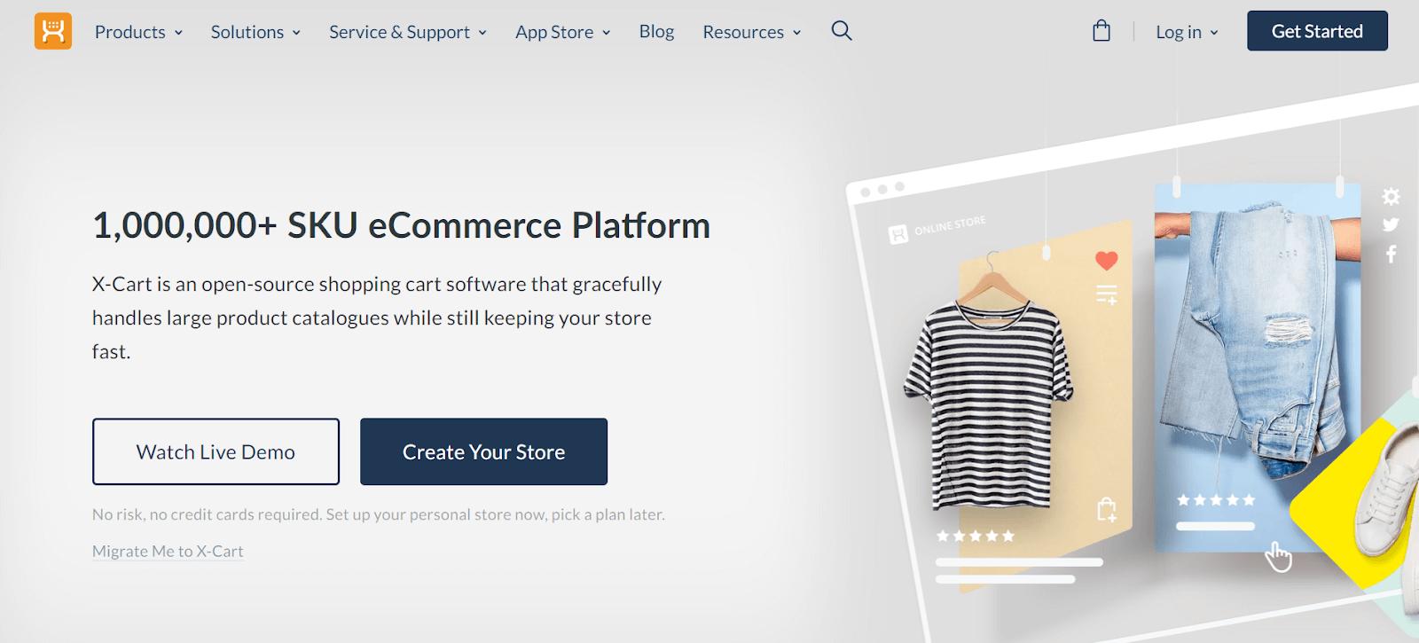 X-Cart Ecommerce Platforms