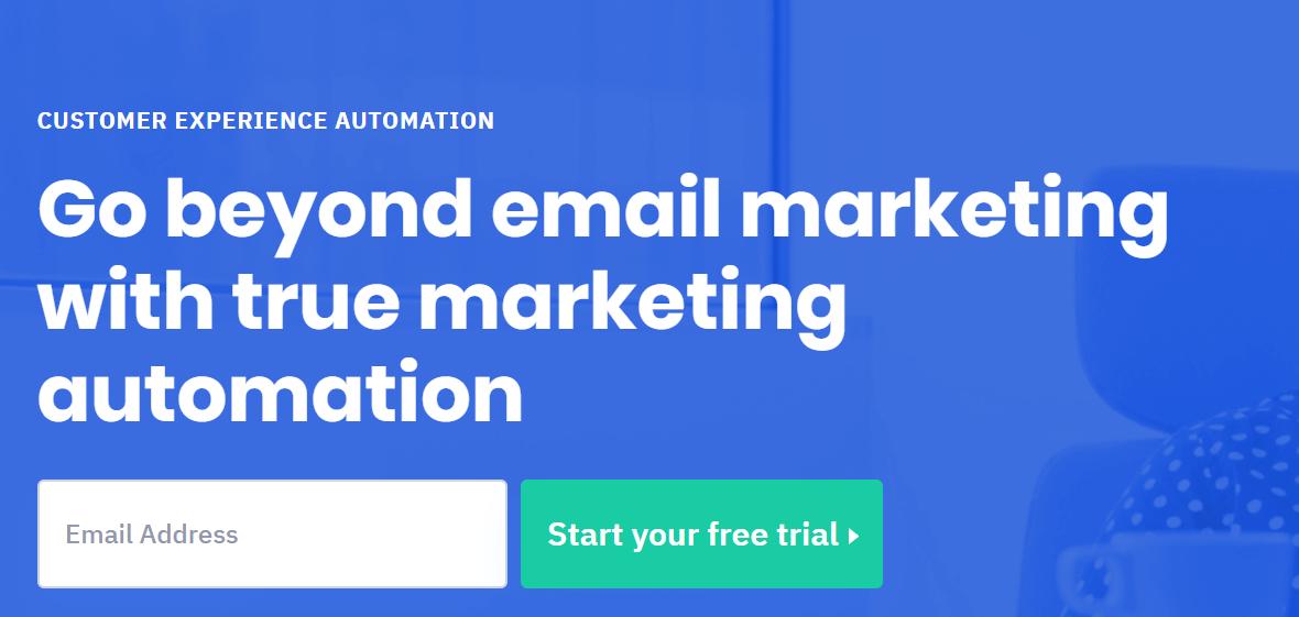 ActiveCampaign Mailchimp alternative