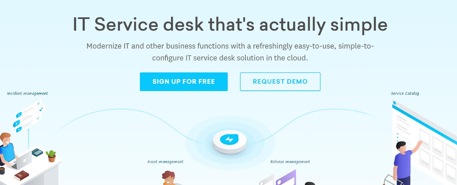 Freshservice Zendesk Alternatives