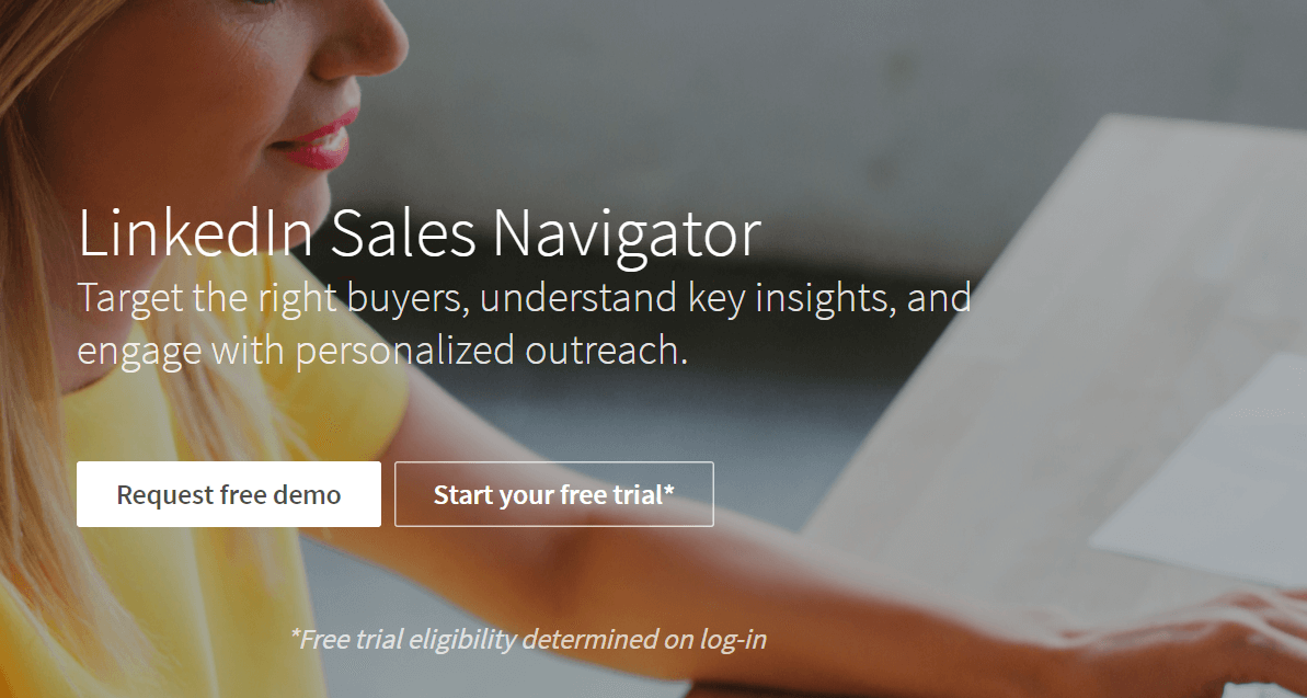 LinkedIn Sales Navigator ZoomInfo Alternatives