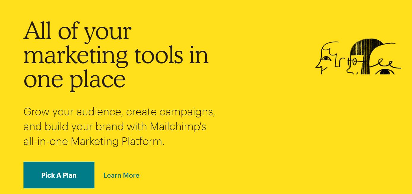 Mailchimp Review alternative