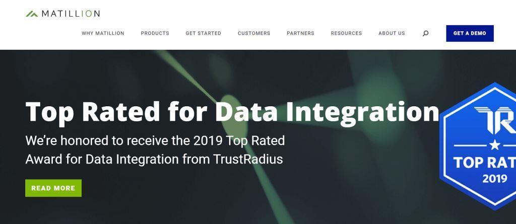 Matillion Data Management Tool