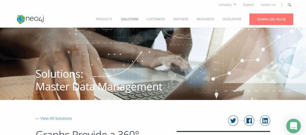 Neo4j Data Management Tool