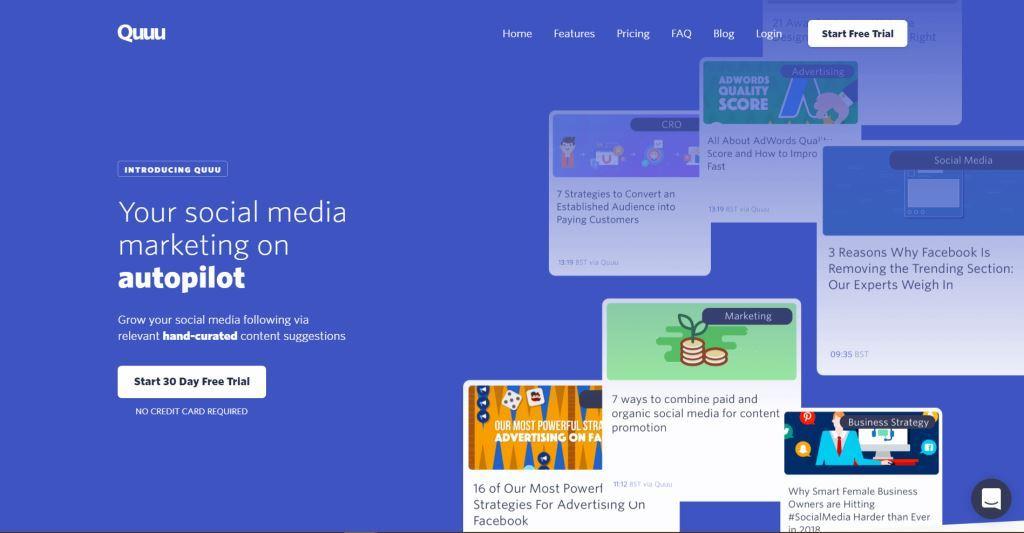 Quuu-Social-Media-Marketing-Tool