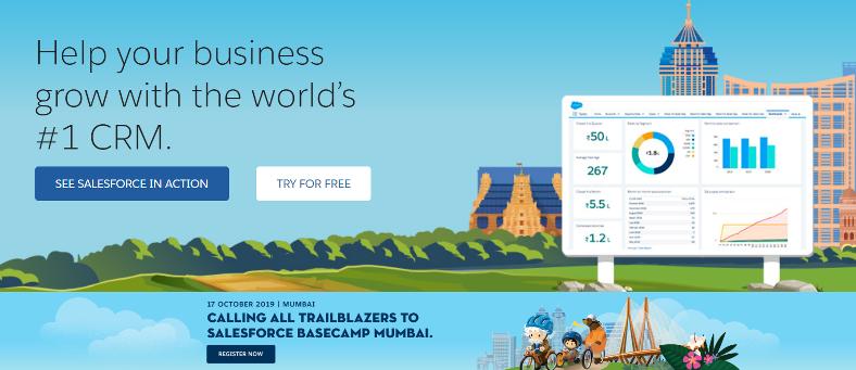 Salesforce HubSpot Review
