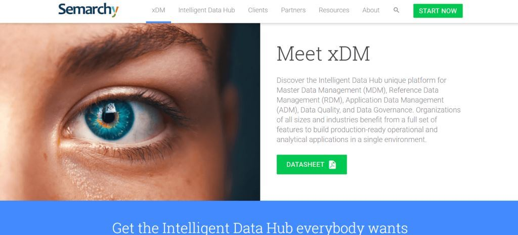 Semarchy Data Management Tool