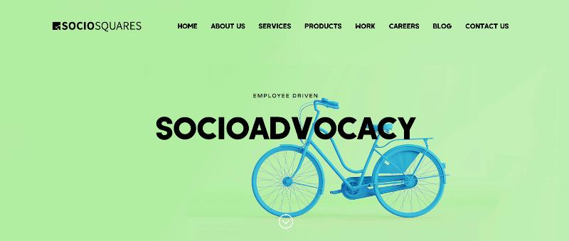 SocioSquares Employee Advocacy Tools