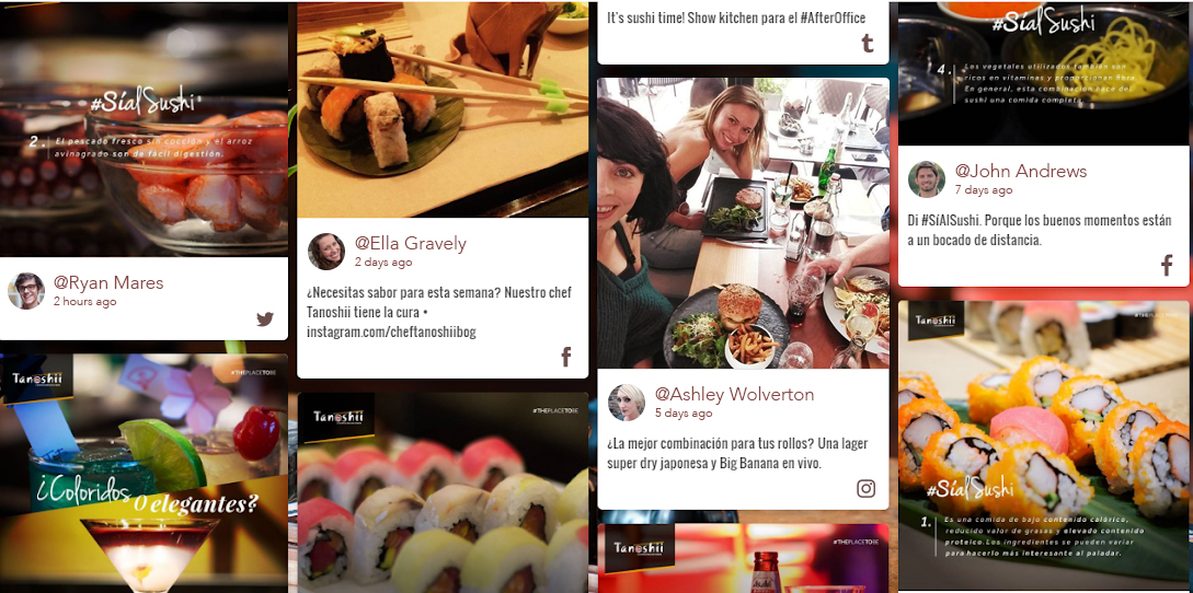 Taggbox User-Generated Content Marketing Strategy