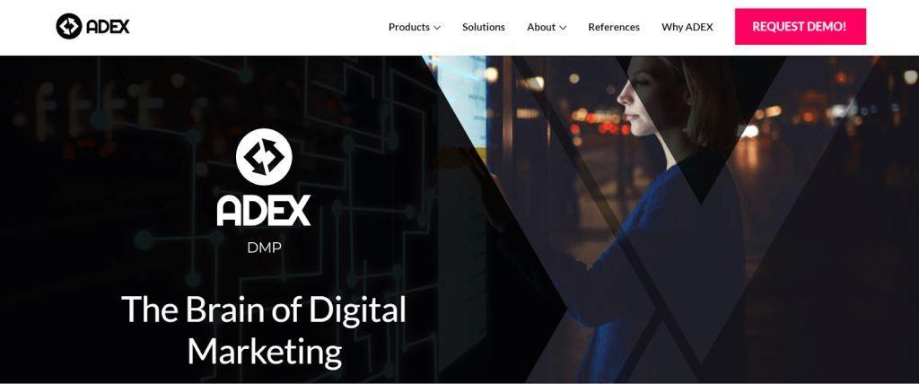 The ADEX Data Management Tool