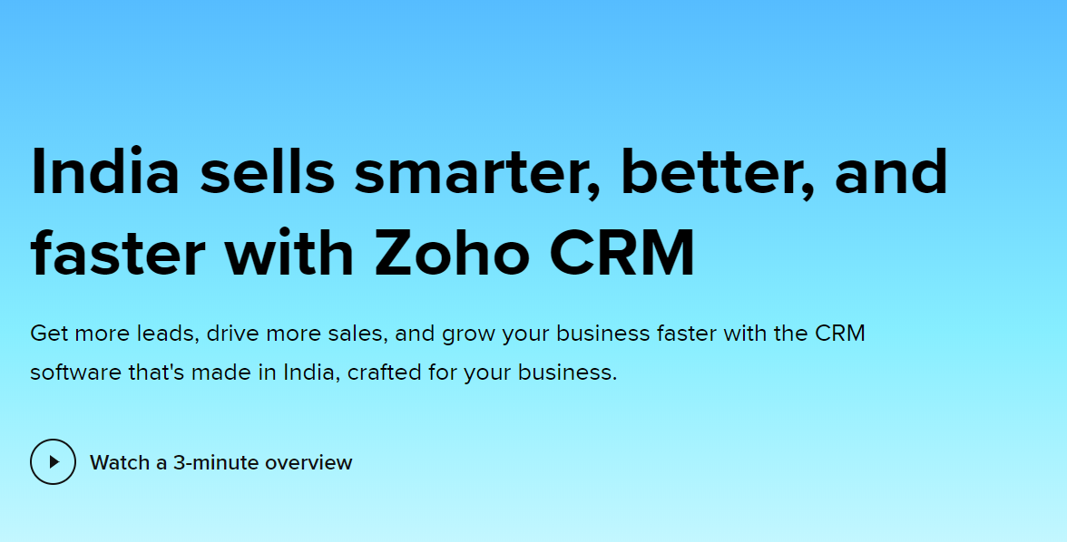 Zoho CRM HubSpot Review