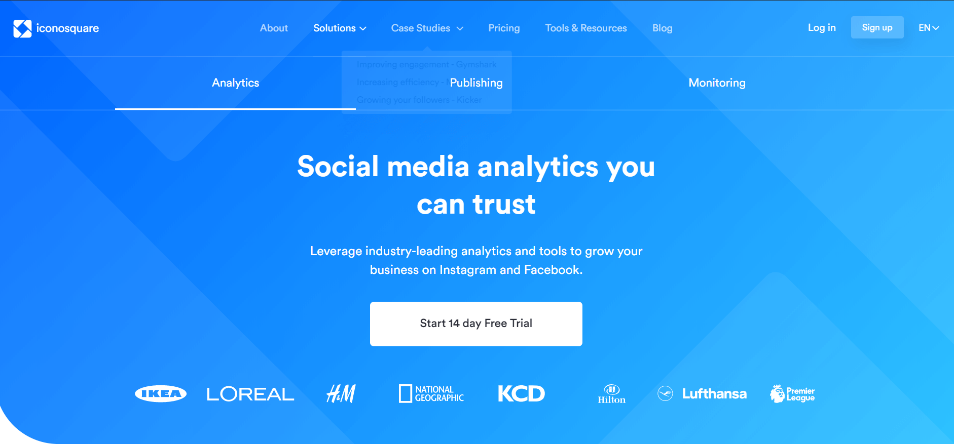 iconosquare Instagram Analytics Tool1