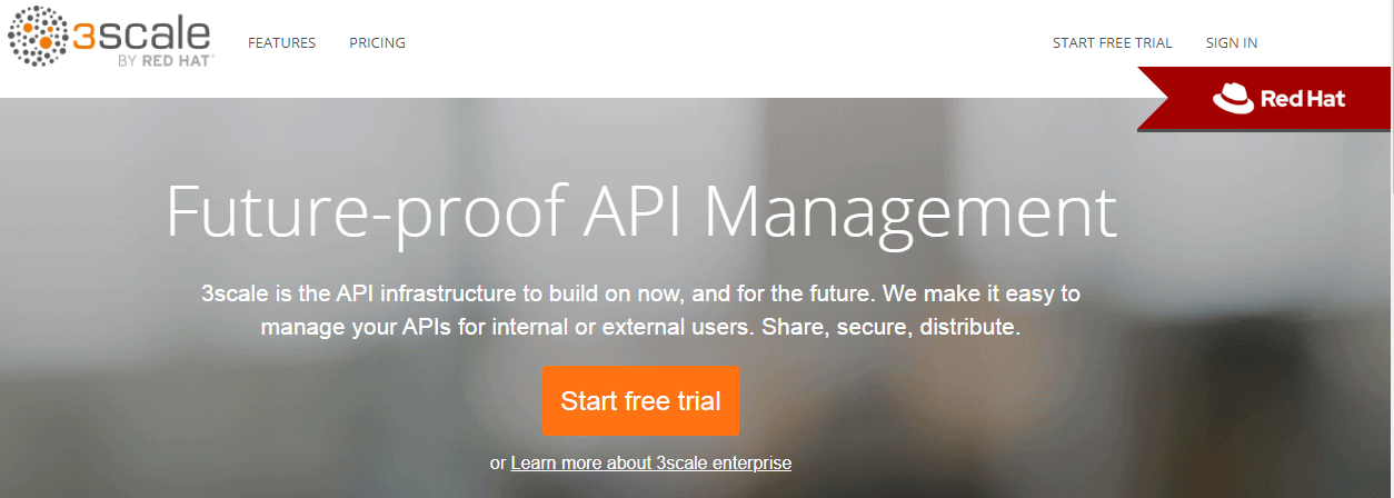 3scale API Management Tools