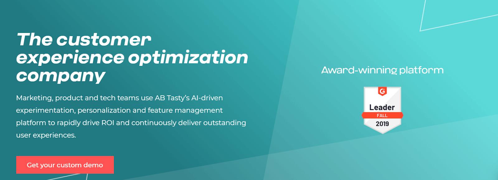 AB Tasty Optimizely Alternatives