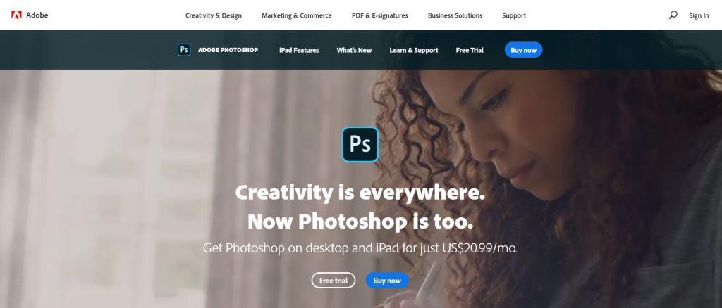 Adobe Photoshop Best Photo Editing Software