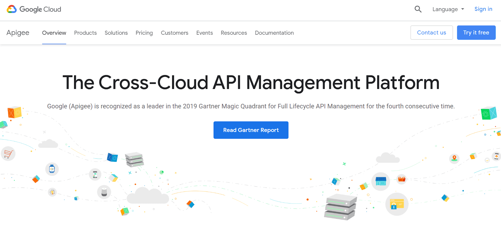 Apigee API Management Tools