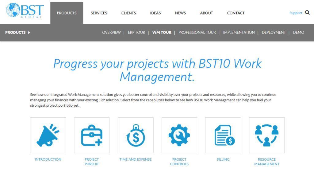 BST Global Business Management Software
