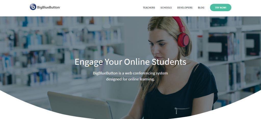 BigBlueButton Web Conferencing Tool