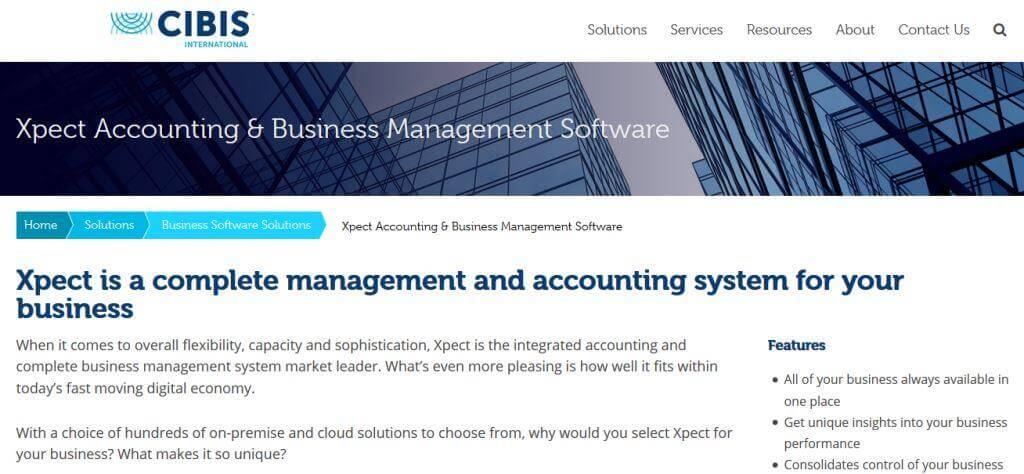 CIBIS-Business-Management-Software