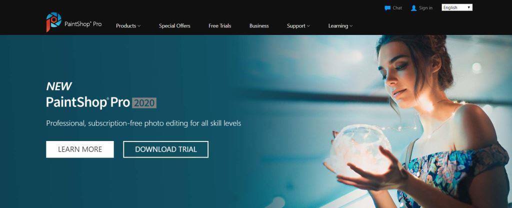 Corel Corporation Best Photo Editing Software