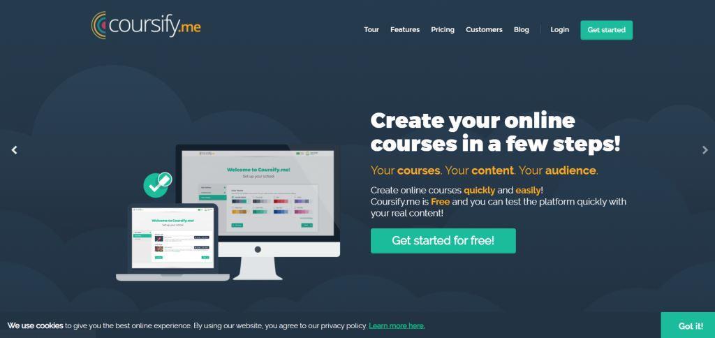 Coursify Best Online Course Platforms