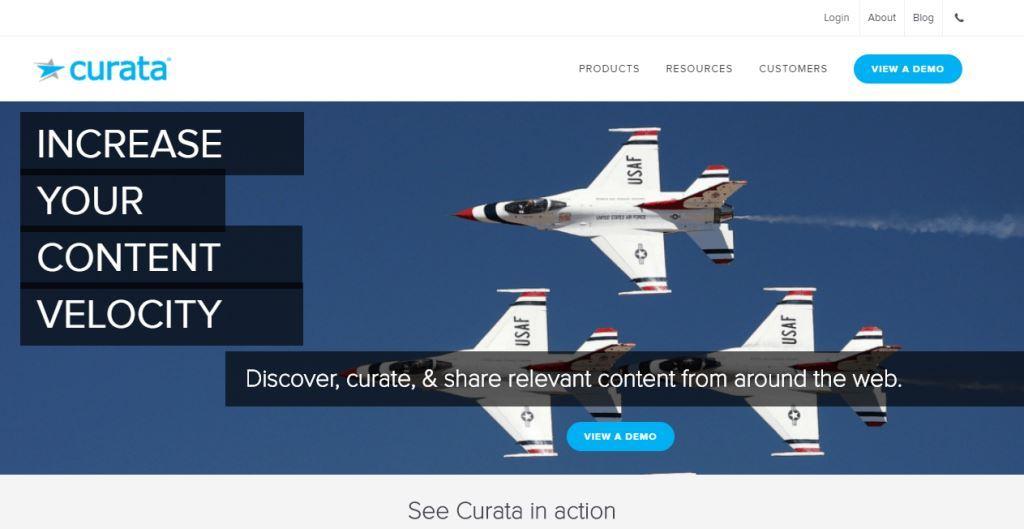 Curata-Content-Marketing-Platform