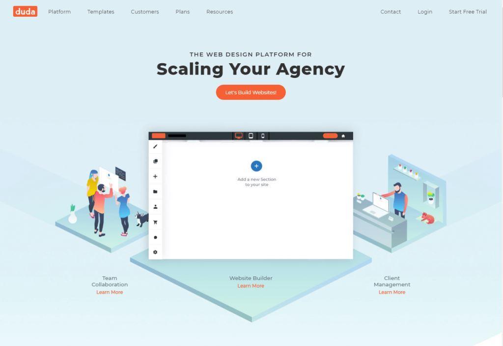 Duda-Best-Website-Builder