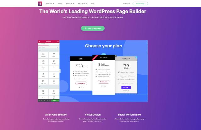 Elementor Best Landing Page Builders
