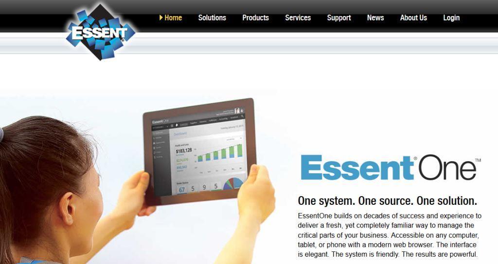 Essent Business Management Software