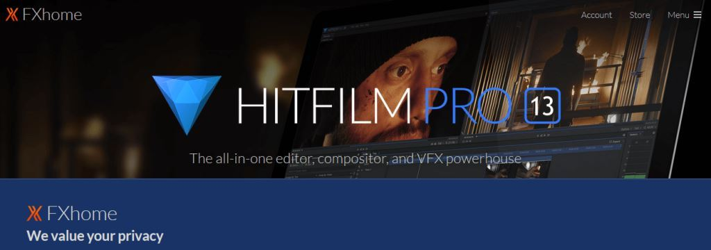 FXhome Best Free Video Editing Software online
