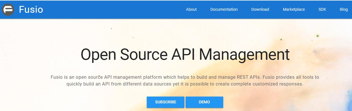 Fusio API Management Tools