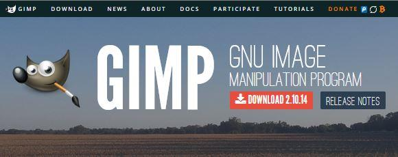GIMP Best Photo Editing Software
