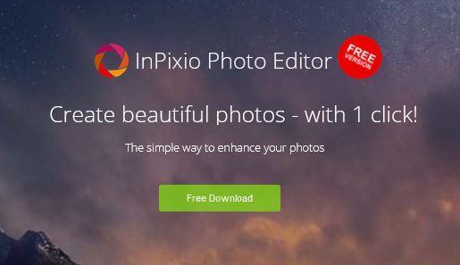 InPixio Best Photo Editing Software