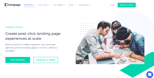 Instapage Best Landing Page Builders