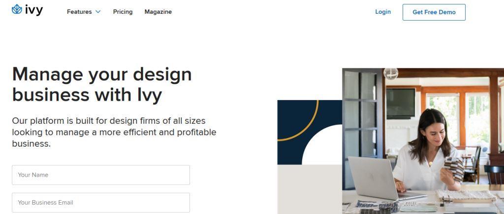 Ivy Business Management Software