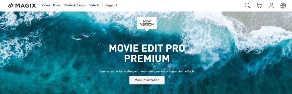 Magix Best Photo Editing Software
