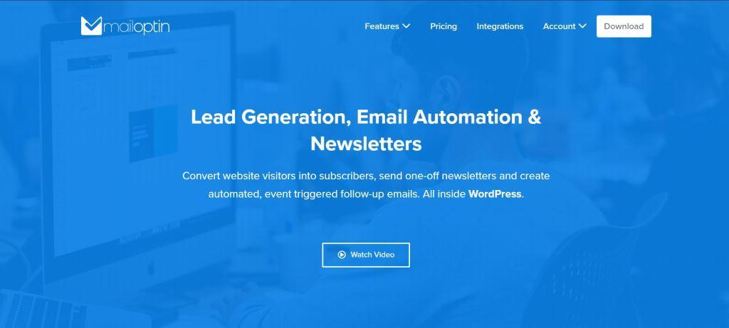MailOptin ActiveCampaign Alternatives