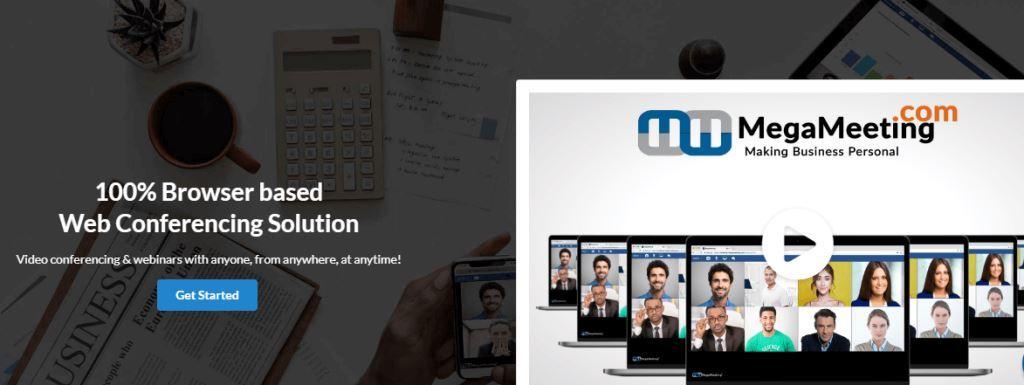 MegaMeeting-Webinar-Hosting-Website