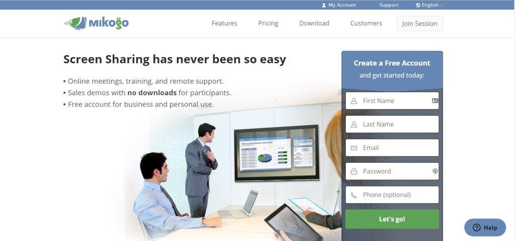 Mikogo Online Meeting Tools