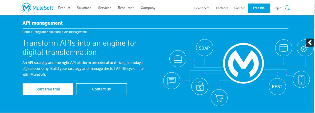 MuleSoft API Management Tools