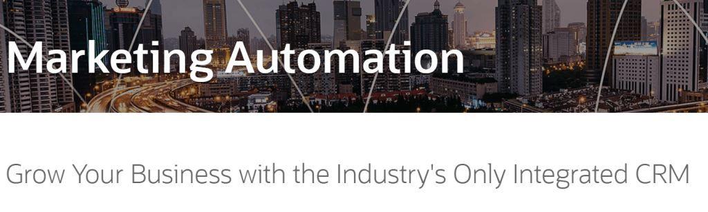 NetSuite Marketing Automation Software