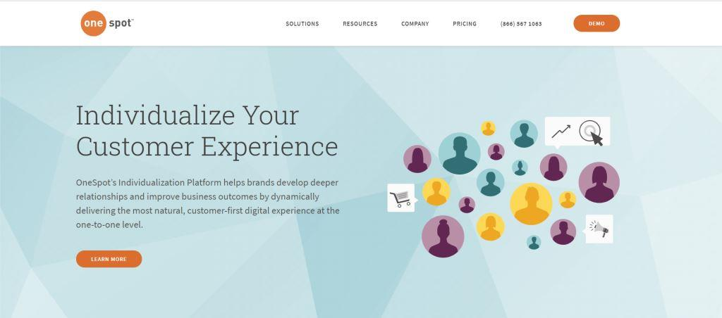 OneSpot-Content-Marketing-Platform