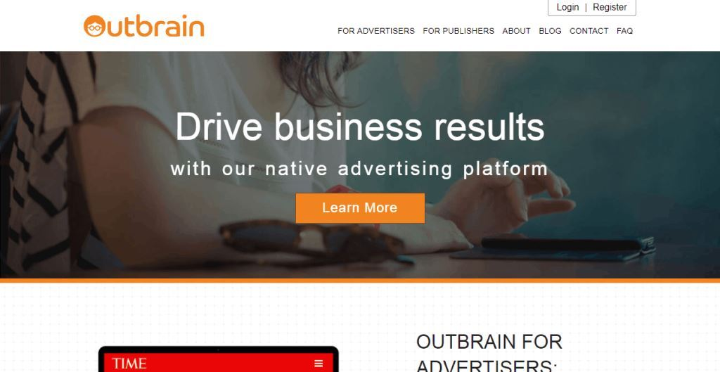 Outbrain-Content-Marketing-Platform