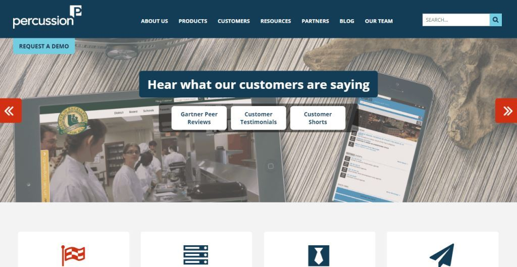 Percussion-Content-Marketing-Platform