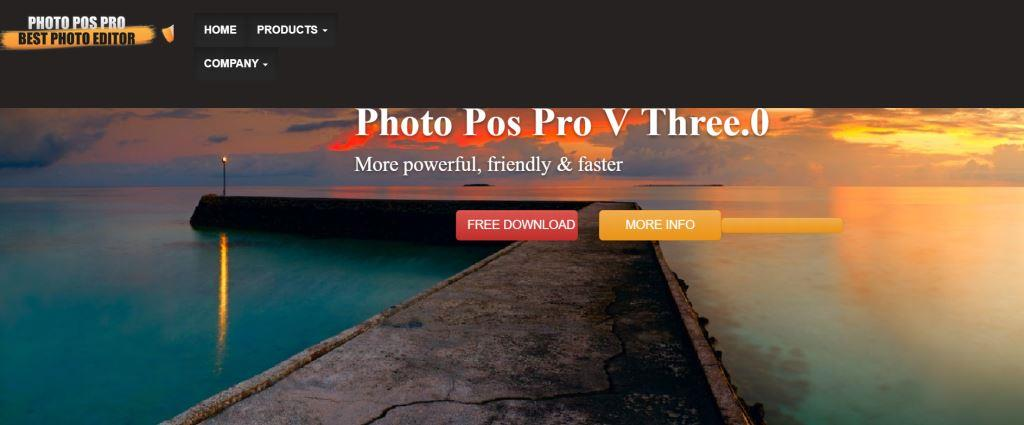 Photo Pos Pro Best Photo Editing Software