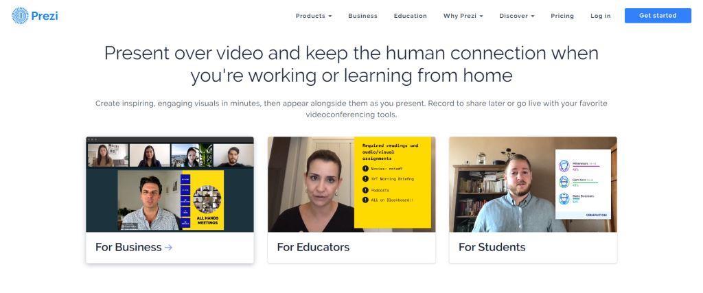 Prezi-Content-Marketing-Platform