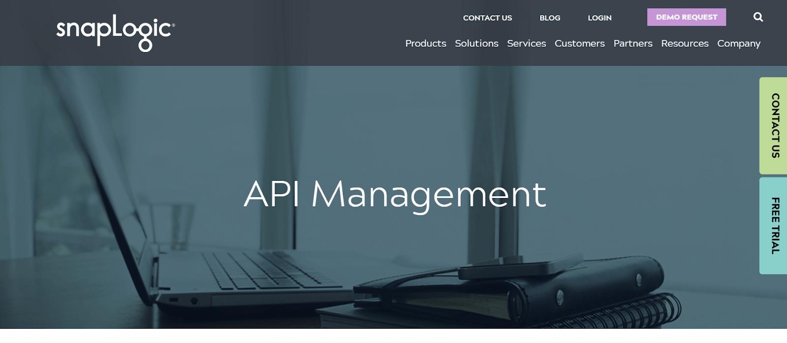 SnapLogic API Management Tools