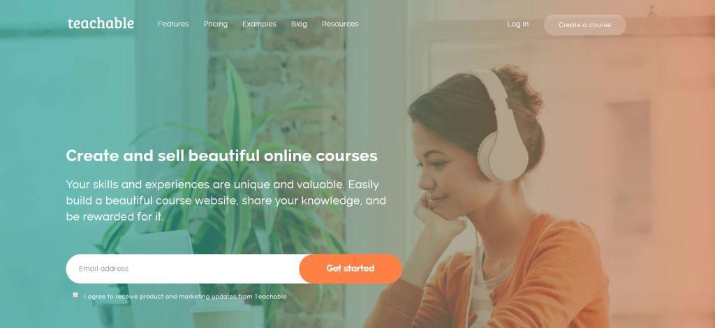 Teachable Best Online Course Platforms