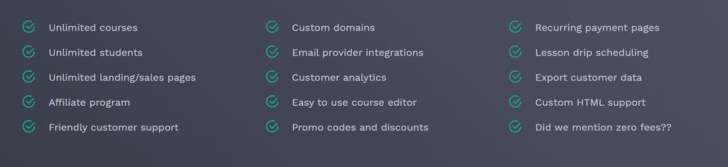 Teacherly Best Online Course Platforms